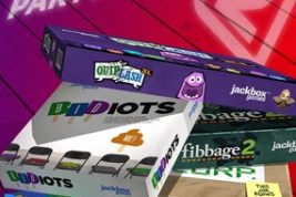 Nombres The Jackbox Party Pack 2