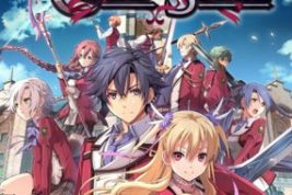 Nombres The Legend of Heroes: Trails of Cold Steel