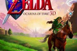 Nombres The Legend of Zelda: Ocarina of Time 3D