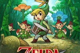 Nombres The Legend of Zelda: The Minish Cap