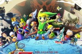 Nombres The Legend of Zelda: The Wind Waker HD