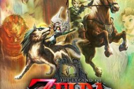 Nombres The Legend of Zelda: Twilight Princess HD