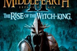 Nombres The Lord of the Rings: The Battle for Middle-earth II - The Rise of the Witch-King