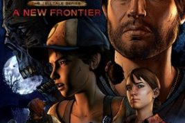 Nombres The Walking Dead: A New Frontier