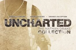 Nombres Uncharted: The Nathan Drake Collection