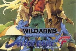 Nombres Wild Arms Alter Code: F
