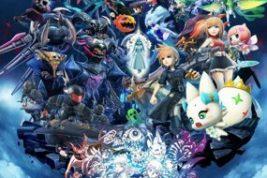 Nombres World of Final Fantasy