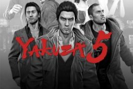 Nombres Yakuza 5