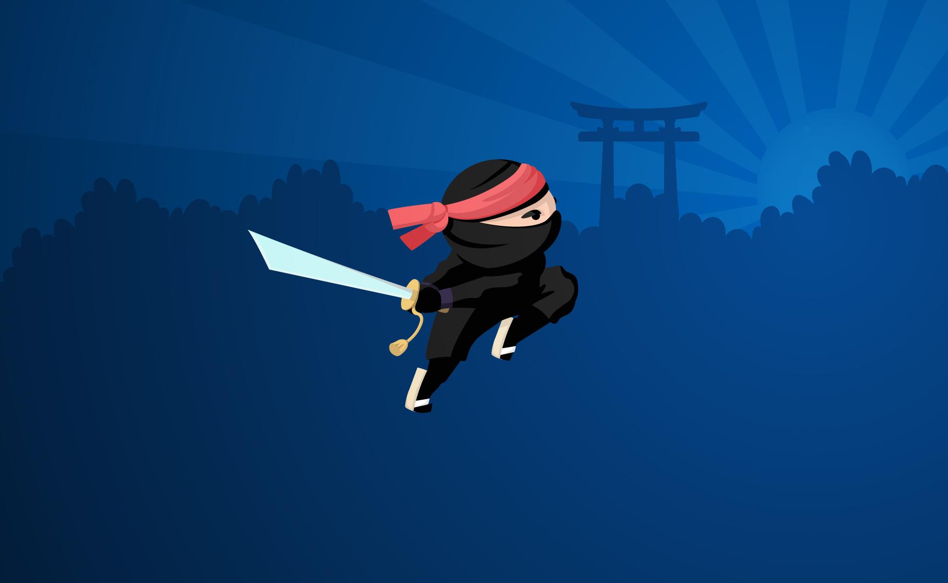 Nombres para Ninjas