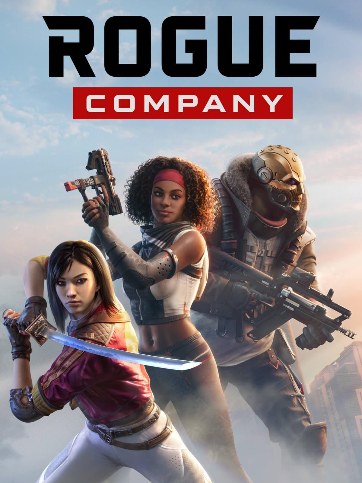 Nombres para Rogue Company
