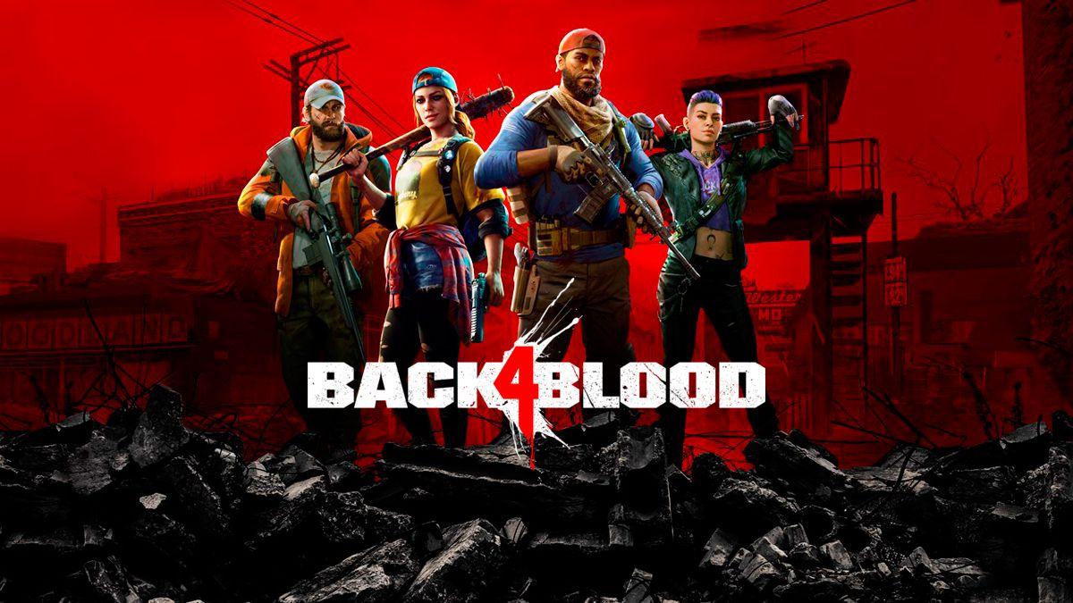 Nombres para Back 4 Blood
